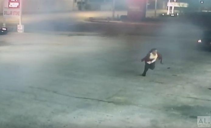 Vidéo/Kidnapping: Une femme s'échappe du coffre d'une voiture !