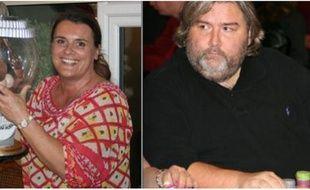 Joanne Wheatley élue meilleure pâtissière de Grande-Bretagne et son mari Richard, un joueur de poker désormais en prison pour blanchîment d'argent sale