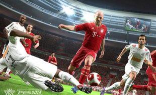 «PES 2014» sortira sur PS3 et Xbox 360 à la fin du mois de septembre.