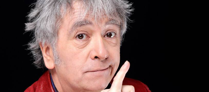 L'humoriste Jean-Yves Lafesse