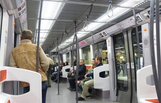 Lyon : La 4G, en phase de test, débarque dans le métro à la grande joie des voyageurs