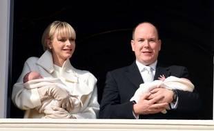 Le Prince Albert de Monaco et la Princesse Charlene de Monaco avaient présenté leurs jumeaux, au public, le 7 janvier, depuis le balcon du palais princier.