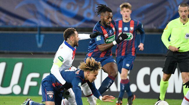 Coronavirus : Lors du match PSG-Caen, des VIP peu respectueux des mesures sanitaires - 20 Minutes