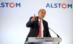 Alstom s'est engagé vendredi à poursuivre durant les trois prochaines années le redressement de ses performances entamé durant l'exercice achevé fin mars, après une mauvaise passe liée à la crise.