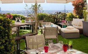 Le Terrass Hotel, à Montmartre, signataire de la charte pour un hébergement durable.