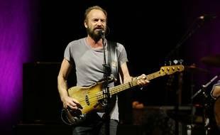 Les places pour le concert de Sting, le 8 juillet au théâtre antique de Vienne, risquent de rapidement s'arracher.