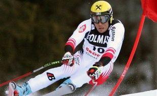 """Hermann Maier, alias """"Herminator"""", a déclaré mardi forfait pour le slalom géant de la Coupe du monde de ski alpin à Adelboden, en Suisse, le 5 janvier, a annoncé à Vienne son agent, Walter Delle-Karth."""