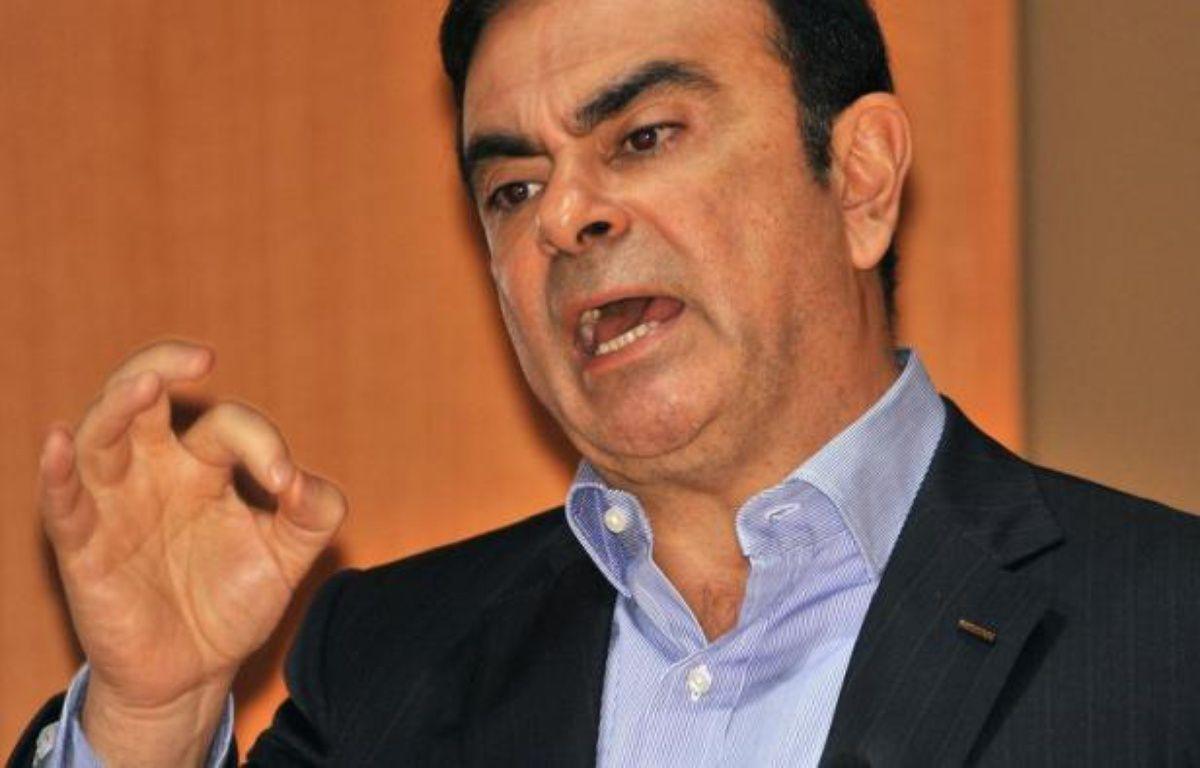 Le constructeur d'automobiles japonais Nissan a annoncé mercredi s'attendre à une croissance à deux chiffres de ses ventes pour 2012-2013 grâce à la vigueur de la demande en Chine et malgré la faiblesse de l'économie européenne. – Yoshikazu Tsuno afp.com