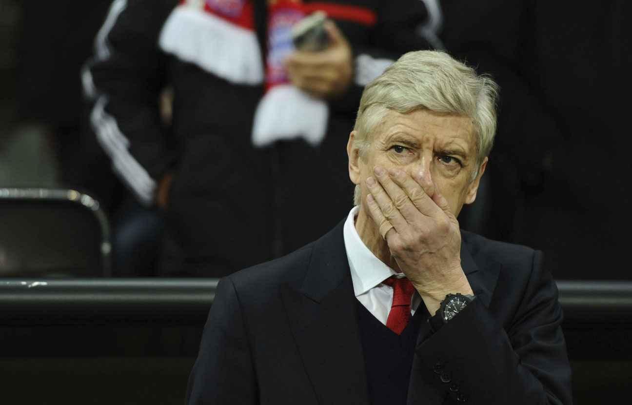 Décrié, Arsène Wenger ne veux pas entendre parler de retraite — Arsenal