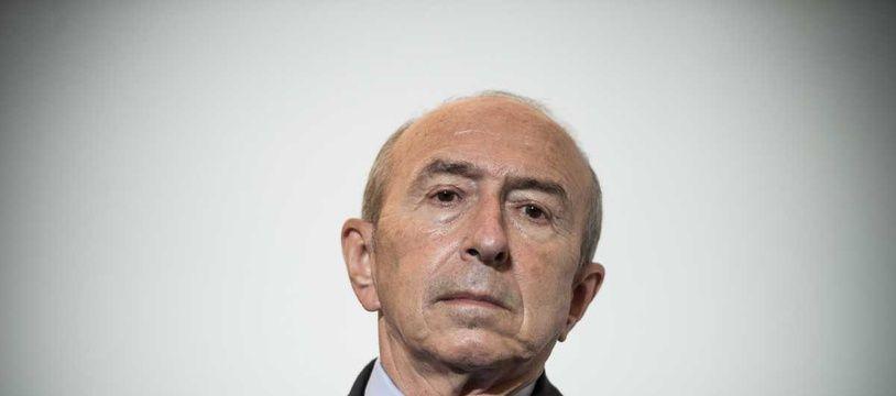 Gérard Collomb, ministre de l'Intérieur.