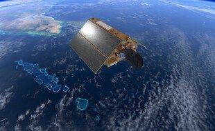 Le satellite Sentinel-6, dédié à la mesure du niveau de la mer dans le cadre de l'observation de la Terre Copernicus de l'Union européenne, a été lancé en novembre 2020.