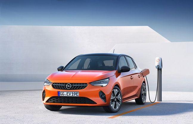 La nouvelle Opel Corsa, design et électrique