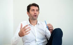 Pierre Rabadan, adjoint chargé des Sports de la maire PS Anne Hidalgo.
