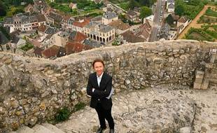Stéphane Bern, présentateur du «Village préféré des Français» sur France 2.