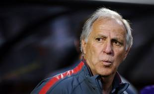 L'ancien entraîneur de Lille René Girard.