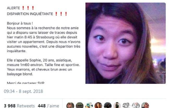 Des traces de sang et l'ADN de Sophie Le Tan dans l'appartement