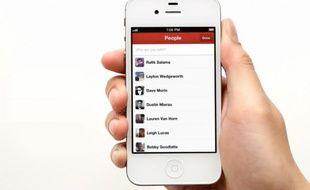 L'application Path, sur iPhone, épinglée pour avoié accédé et transféré le carnet d'adresses de l'utilisateur sans son autorisation.