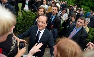 """L'Office du tourisme intercommunal de Tulle, fief politique du chef de l'Etat, va lancer début juillet une visite de la ville """"Sur les pas de François Hollande"""", pour répondre à une demande croissante en ce sens, a-t-on appris mardi auprès de ses organisateurs."""