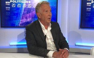 Philippe Ballard, tête de liste du RN à Paris pour les élections régionales 2021