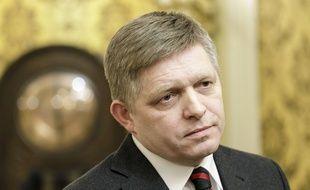 Robert Fico, le Premier ministre slovaque