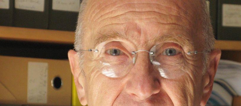 André Grimaldi, professeur de diabétologie au CHU La Pitié-Salpétrière et auteur de