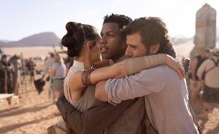 Daisy Ridley, John Boyega et Oscar Isaac disent (a priori) adieu à l'univers «Star Wars» avec le film «L'Ascension de Skywalker»