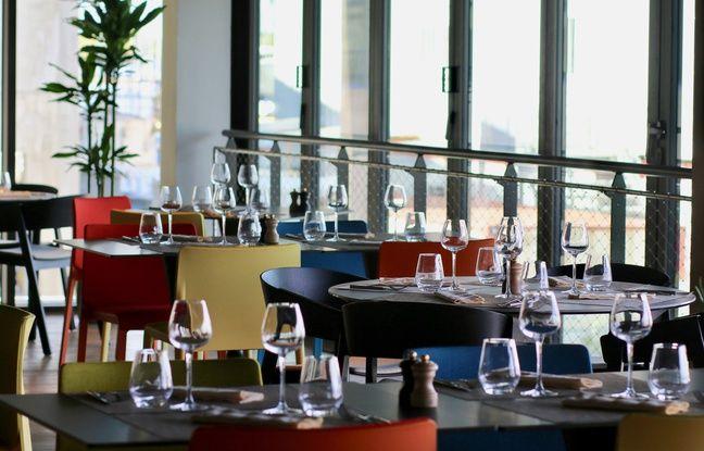 Le Wellman, restaurant du Radisson Blu Hotel des Bassins à Flot à Bordeaux.