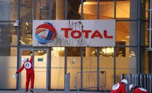 La compagnie pétrolière Total est parmi les sociétés mal classées dans l'étude de Notre Affaire à tous.