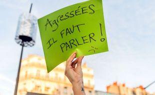 Une manifestation #metoo a lieu dimanche à Toulouse contre les violences et agressions sexistes.