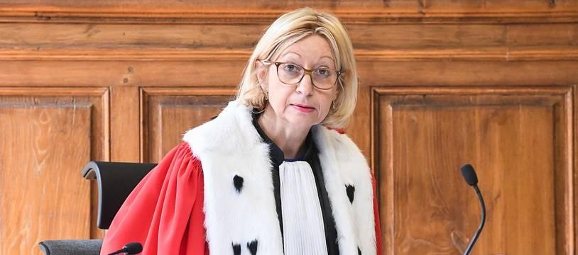 La Cour d'Assises d'appel, présidée par Maryse Le Men Regnier, a condamné Rosa da Cruz à cinq ans de prison ferme.