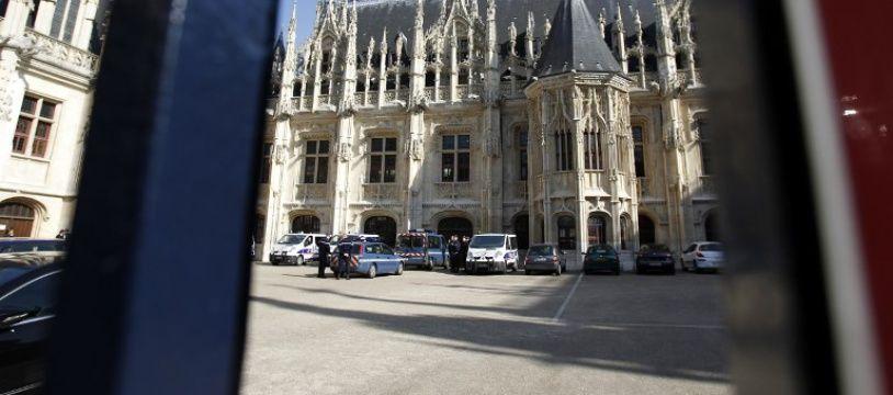 Le palais de justice de Rouen (image d'illustration).