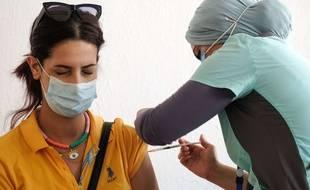 L'accès à la vaccination, ici en Tunisie, est rare et difficile sur le continent.