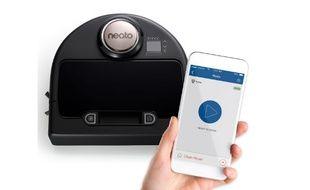 Disponible en octobre, le Botvac Connected se pilotera aussi à distance depuis un smartphone.