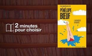 Les aventures de Pénélope Boeuf - L'audacieuse effrontée