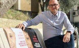 Le Dr Pascal Pugliese est également médecin au CHU de Nice et président de la Coordination régionale de lutte contre l'infection à VIH (Corevih) en Paca