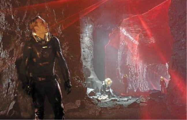 Ridley Scott n'avait pas  réalisé de film de science-fiction depuis trente ans.