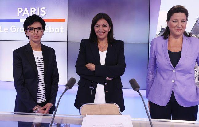 Elections municipales à Paris EN DIRECT : Anne Hidalgo bien placée pour un second mandat...
