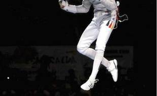 Nicolas Limbach, n°1 mondial au sabre, veut faire décoller le SUC.