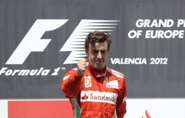 L'Espagnol Fernando Alonso (Ferrari) a remporté dimanche à Valence, devant son public, un GP d'Europe qui rentrera à coup sûr dans les annales de la Formule 1, devant le Finlandais Kimi Räikkönen (Lotus-Renault) et l'Allemand Michael Schumacher (Mercedes).
