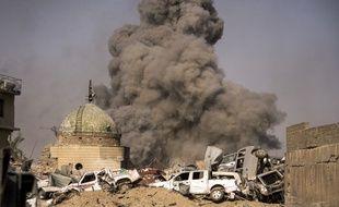 La fille du témoin auditionné ce mardi au procès de Tyler Vilus aurait été tuée lors de la reprise de Mossoul par l'armée irakienne.