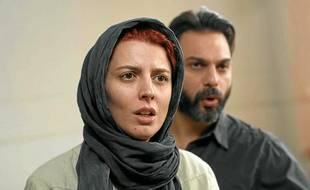"Leila Hatami and Peyman Moadi in a scene of the film ""Jodaeiye Nader az Simin"" (aka ""Une separation"", ""A Separation"") directed by Asghar Farhadi. IRAN - 2011./Credit:DDP IMAGES FILMFOTOS/SIPA/1203281710"