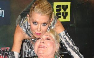 L'actrice Tara Reid et sa mère Donna