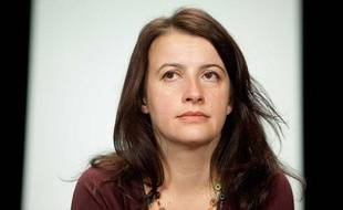 Cécile Duflot, secrétaire nationale d'Europe Ecologie - Les Verts, a décidé d'être candidate à Paris lors des prochaines législatives.
