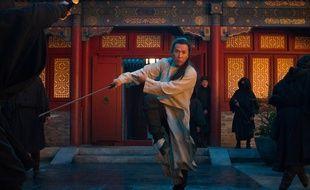 Donnie Yen dans la suite de Tigre et Dragon