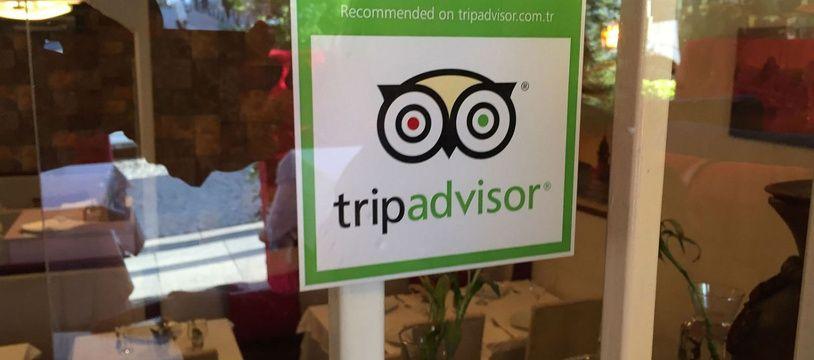 Un restaurant disposant du label TripAdvisor (illustration).