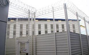 L'intérieur de la prison de Rennes-Vezin, ouverte en 2017 et qui abrite environ 800 détenus
