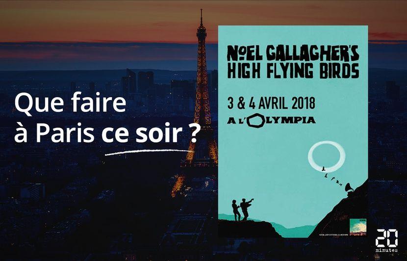 quoi faire a paris a noel 2018 Que faire à Paris ce soir? Aller voir Noel Gallagher quoi faire a paris a noel 2018