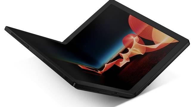 Comment le premier ordinateur pliable X1 Fold de Lenovo va révolutionner nos usages