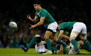 Conor Murray lors de France-Irlande le 11 octobre 2015.