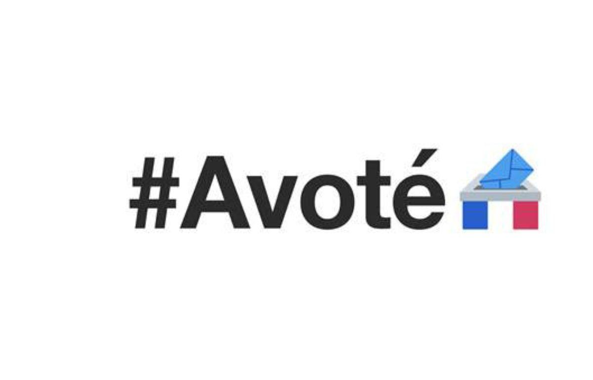 Twitter a créé un émoji pour les élections présidentielles françaises.  – Twitter